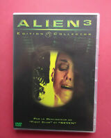 ALIENS 3 - WEAVER - DVD - VF - FILM DEUX VERSIONS LONGUE ET CINEMA - COLLECTOR