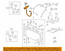 80315SJCA00 Acura OEM 03-06 MDX Air Conditioner Discharge Hose