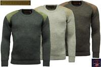 Mens Game Shooting Country Jumper | Heavy Knit British Wool