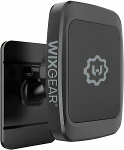 WixGear Stick On Dashboard Magnetic Car Mount Holder for Smartphones (Rectangle}