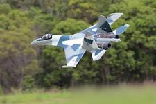 Freewing SU-35 Gray Camo Twin 70mm EDF Thrust Vectoring Jet - PNP