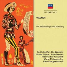 Richard Wagner : Wagner: Die Meistersinger Von Nurnburg CD (2016) ***NEW***