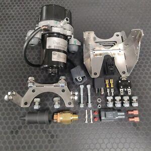 12V Vacuum Pump Kit, Hella UP5.0, Brake Booster, Electric Vehicle, Hotrod