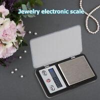 Gold Silver Scale Jewelry Pocket Digital Scale 0.01g Mini Electronic Scale DE