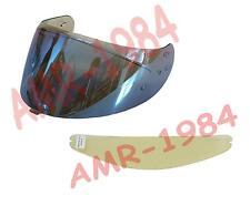 VISOR ORIGINAL NOLAN N87 BLUE + VISOR PINLOCK FSB CLEAR SPAVIS306+SPTFR71