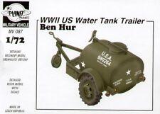 Planet 1/72 Ben Hur WWII US Water Tank Trailer # MV087