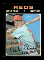 1971 Topps Set Break # 100 Pete Rose EX-MINT *OBGcards*