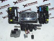 VAUXHALL ZAFIRA B 2006-2011 1.6 PETROL LOCKSET ECU KIT 55561172