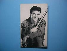 1947/66 ACTORS & ACTRESSES EXHIBIT CARD PHOTO KEITH LARSEN SHARP!!