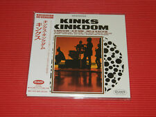 THE KINKS ‎ Kinks Kinkdom  US   JAPAN MINI LP CD