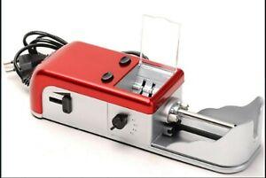 Electric automatic cigarette rolling machine