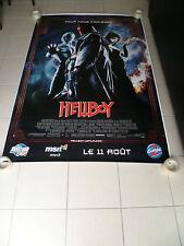 AFFICHE HELLBOY 4x6 ft Bus Shelter D/S Movie Poster Original 2004