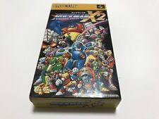 SFC Megaman Rockman X2 Super Famicom Tested & Working SNES