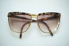 64f7d346918 Vintage Laura Biagiotti Eyegelasses Frames Gradient Sunglasses Tortoise Gold