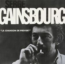 Serge Gainsbourg - La Chanson de Prevert SEALED NEW! Import 180g LP