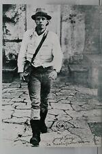 """JOSEPH BEUYS: """"La rivoluzione siamo Noi"""" 1972 rare Art-Postcard  NEW"""