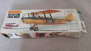 Vintage Matchbox Tiger Moth Kit PK-505