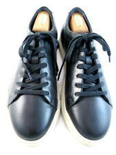 "Allen Edmonds ""CANAL COURT"" Men's Dress Sneakers 9 D  Black  (532)"