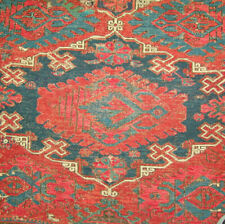 Antique Caucasian Soumakh Rug