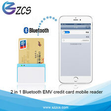 iMixPay-Bl bluetooth Magnetic Emv chip card reader support android /Ios system