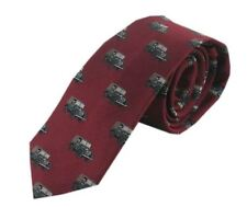 Corbatas, pajaritas y pañuelos de hombre rojo 100% seda