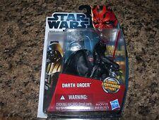 SEALED Star Wars Movie Heroes DARTH VADER MH06 Action Figure Slashing lightsaber