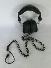 More details for vintage 70s hifi headphones rank radio international yx 9003 made in japan