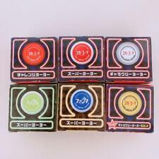 NEW  Coca-Cola  yo-yo set of 6 1980'S