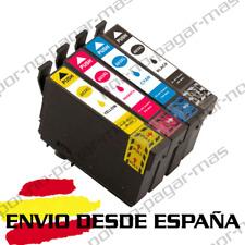 4 CARTUCHOS DE TINTA 603XL COMPATIBLES PARA EPSON XP-2100 XP-2105 XP-3100 XP4100