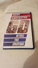 Go Tell the Spartans (DVD, 2005)  ~ Great Vietnam War Film ~  Burt Lancaster