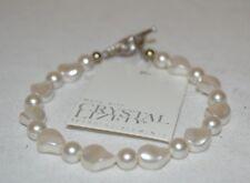 Crystallized With Swarovski Gorgeous Various Faux Pearl Bracelet ~ NWT