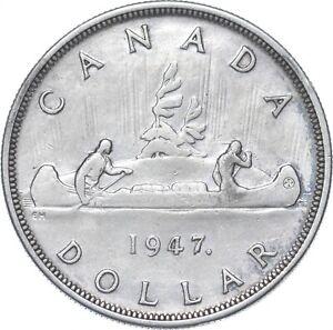 Better - 1947 Canada 1 Dollar - TC *051