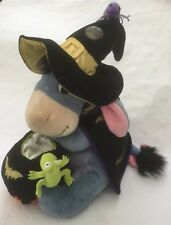 "HALLOWEEN EEYORE - 13"" PLUSH LIMITED EDITION 2008"