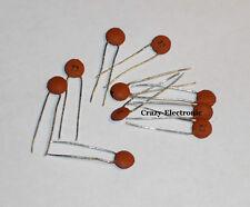 Keramik Kondensatoren 10pf - 82pf  10 Stk/Wert, bitte wählen,  Schnellversand