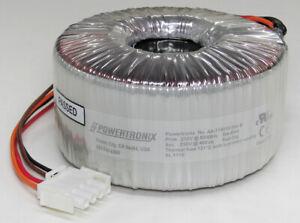 Powertronix Copper Power Transformer Toroid, AA-110013, Rev B, Brand New!