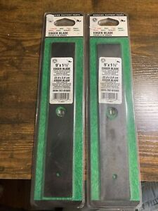 """2-MTD 9"""" x 1 1/2"""" Edger Blade with 5/8-inch Center Hole - OEM - 787-01503 Sealed"""