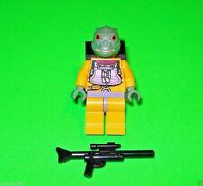LEGO Star Wars Personaggio # Bossk-ALIEN Bounty Hunter Set 8097 - 10221 # = Top