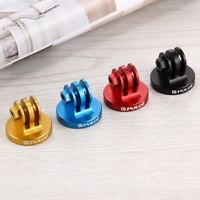3X(PULUZ For Go Pro Accessories Camcorder Tripod Mount Adapter for GoPro HE D3M7