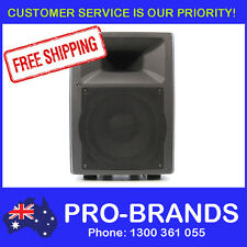 "MaxAV 10"" Powered Audio Speaker PA Cabinet Box Active DJ Stage Monitor 10 Inch"