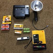 Kodak Panchromatic 620 Exp Film Camera Flash Gevaert Superchrome Exp