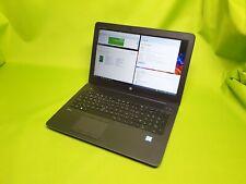 HP ZBook 15 G3 Core i7-6700HQ / 8GB RAM / 256GB SSD / Quadro m1000m / FULL HD