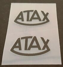 ATAX Component/Stem Decal Set of 2