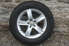 Genuine Audi Q5 Alloy Wheels and Winter Tyres