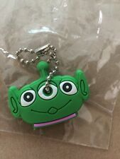 TOY STORY ALIEN Key Cover Cap w/Chain CUTE! FREE Shipping!