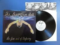 BOOMTOWN RATS THE FINE ART OF SURFACING Ensigm 79 Laminated UK 1st pr LP MINT