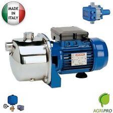 Pompa elettropompa autoclave autoadescante HP 0,8 INOX SPERONI CAM 80 HL W 800