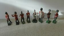 Vintage Lead Soldiers Marching Band