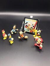 Disney Figuren Konvolut um 1960