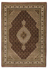 Wohnraum-Teppiche in Handgeknüpft-Motiv aus Seidenmischung Herstellung