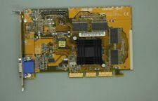 ASUS V3800M Rev 1.02 VGA Graphics Video Card 32MB AGP